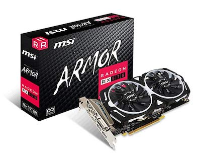 Carte graphique AMD RX 570
