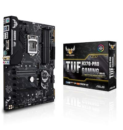 Asus TUF H370 Pro Gaming Wi-Fi
