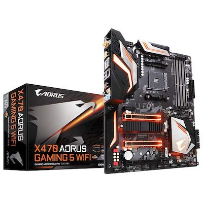 Gigabyte X470 Aorus Gaming 5 Wi-Fi