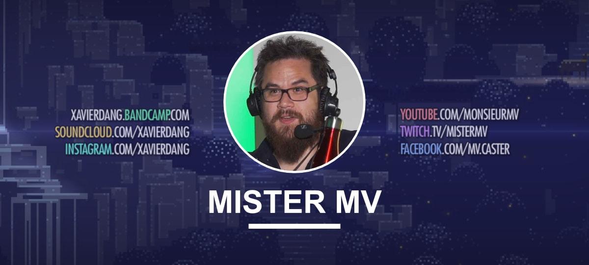 Bannière MisterMV
