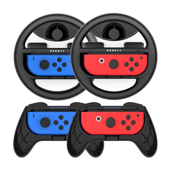 Volants Switch Coodio avec Grip Joy-Con