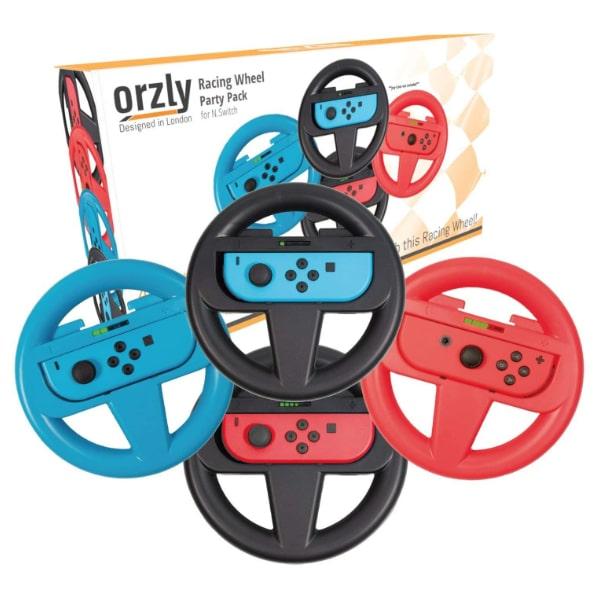 Orzly Volants de Nintendo Switch