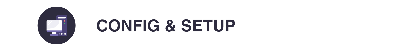 Configuration PC & Setup Twitch