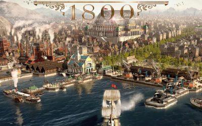 Anno 1800 ‣ Config PC requise minimum et idéale